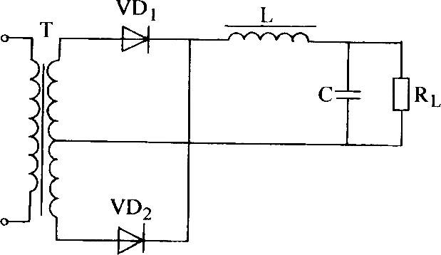 整流,滤波电路工作原理
